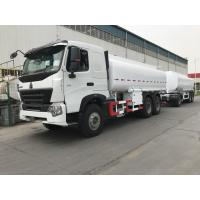 Buy cheap 371 Horse Power Fuel Tank Truck 10 Wheels Steel Structure Oil Delivery Truck from wholesalers