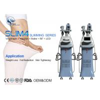 Buy cheap Vacuum Body Sculpting Machine Professional Velashape Machine With USA Imported Pump from wholesalers