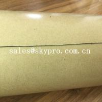 Buy cheap Rubber Anti Corrosion Butyl Rubber Mat Roll High Property Anti Corrosion Tape product