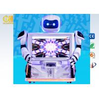 Buy cheap Arcade Coin Operated Game Machine 150W Power With Fiberglass Material product