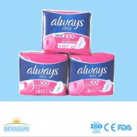 Buy cheap Always Overnight Sanitary Napkins With Wings Disposable Feminine Pads High Absorbency product