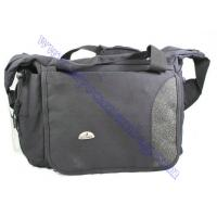 Buy cheap Professional shoulder camera bag made of 16oz cotton with elegant appearance,black from wholesalers