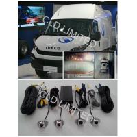 Buy cheap 360Car Reverse Camera bird view  System seamless with 4 channel HD DVR and  collision video product