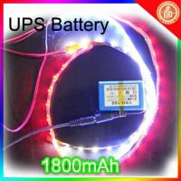 Buy cheap Aliexpress rechargeable battery chargers 1800mah for LED  from wholesalers