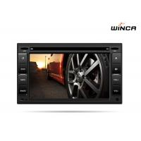Buy cheap Black 6.2'' Car Audio GPS Navigation For Universal Series Android Car Head Unit from wholesalers