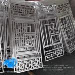 Buy cheap Aluminum alloy veneer metal curtain wall 2.5mm thickness sheet curtain wall decoration from wholesalers