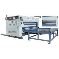 Buy cheap Chain - Paper Feeding Die Cutting Machines With Free Die Mould Slotting Unit from wholesalers