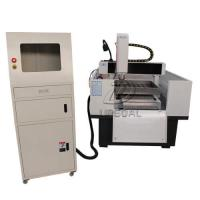 Buy cheap Heavy Duty Metal Mold CNC Engraving Cutting Machine NcStudio/DSP offline Control 600*600mm from wholesalers