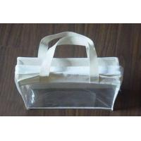 Buy cheap PVC transparent non-woven bags, tote bags, quilt bags from wholesalers