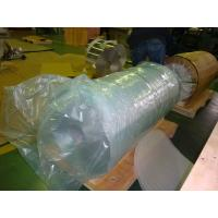 Buy cheap Customized Aluminum Heat Transfer Fin Foil 76mm / 150mm / 200mm Aluminium Foil Coil from Wholesalers