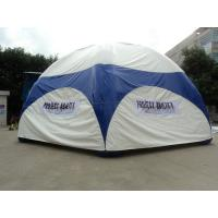 Buy cheap Commercial Colorful Oxford Cloth Inflatable Party Tent Temporary Shelter from wholesalers