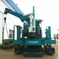 Buy cheap ZYC80BS - B1 Mini Size Hydraulic Piling Machine For Building Construction product