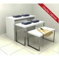 Buy cheap Wooden Display Stand for Promotion of Garment from Wholesalers