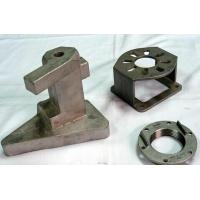 Zinc Plated Cast Iron Sand Casting Coupling Parts with ASTM BS JIS DIN Standard