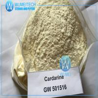 Buy cheap High Purity Gw -501516 Cardarine Powder Raw Sarms Anabolic Steroids Source 317318-70-0 product