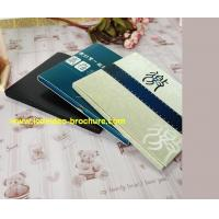 Buy cheap Portable EU Cover 4.3 Screen LCD Card / Video Brochure Booklets Commerical Use from wholesalers