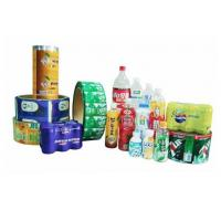 Buy cheap PVC / PET / OPP Shrink Personalized Bottle Labels Roll for Glass Bottle from wholesalers