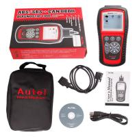 Buy cheap Original Autel AutoLink AL619 OBDII CAN ABS And SRS Scan Tool Update Online from wholesalers