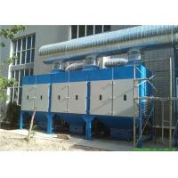 Buy cheap Industrial Dust Filtration System , 48 Pcs Long Filters Dust Extraction Equipment from wholesalers