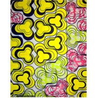 Buy cheap 100% cotton imitation wax printed fabric for AFRICAN market 40*40/96*96 from wholesalers