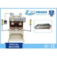Buy cheap Electrical Welding Machine , Steel Printer Sheet Automatic Welder from wholesalers