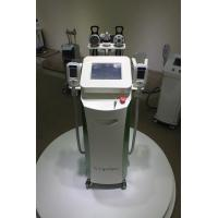 Buy cheap 5 handles Fat Reduction Cryotherapy Body/Cryolipolysis Slimming Machine from wholesalers