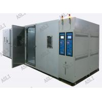 Buy cheap Climate Stability Test Usage Programmable Large Walk In Temperature And Humidity Chamber from wholesalers