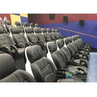 Buy cheap Exciting 5D Cinema Equipment , 5D Luxury Motion Seats With Vibration Effect In from wholesalers
