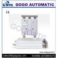 Buy cheap Compact Guided Pneumatic Cylinder , Single Rod Double Acting Smc Air Cylinder from wholesalers
