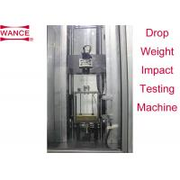 Buy cheap High Performance Drop Weight Impact Test Machine Puncture Test For Plastic Film from wholesalers