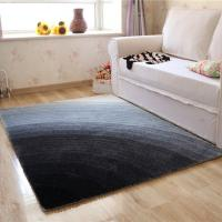 Buy cheap 4D Polyester Shaggy Carpet in Shade Color Best for Living Room from wholesalers