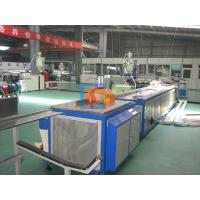 Buy cheap WPC Door Panel Extrusion Machines Wood Plastic Extrusion Line For Passages from wholesalers