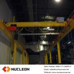 Buy cheap European type nucleon 20 ton single girder overhead bridge crane heavy lift crane for sale from wholesalers