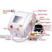 Buy cheap Skin Tightening 5 Filters E - Light IPL Bipolar RF Skin Wrinkle Remove from wholesalers