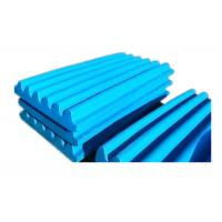 Buy cheap Steel Casting Components Wear Resistant Castings Steel Crusher Jaw Plate Parts from wholesalers