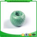 Buy cheap 100M Length Twine Jute Garden Plant Ties , Blue Flexible Garden Tie from wholesalers