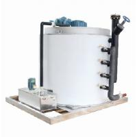 Buy cheap 1Ton Fishing Boat, Seafood Cold Storage Flake Ice Machine Evaporator from wholesalers