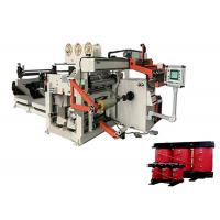 Buy cheap Low Voltage Dry Type Transfomer Foil Winding Machine for 600mm Width Copper Strip from wholesalers
