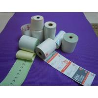 Buy cheap Yellow Carbonless Paper 2ply with smooth surface from wholesalers