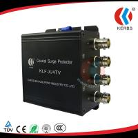 Buy cheap DVR Protection by 4way video surge protector device from wholesalers