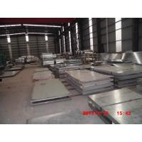 Buy cheap High Carbon Steel Plate Galvanized Surface A Treatment GALVOLUME Cold Rolled product