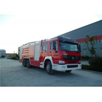 Buy cheap High Spraying Water Tanker Fire Truck product