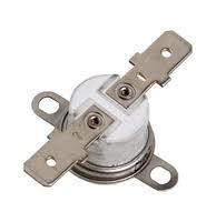 Buy cheap KSD Boiler Bimetal Disc Thermostat Switch , Fixed Temperature Thermostat 130℃ from wholesalers