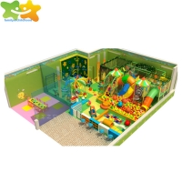 Buy cheap Shopping Mall Play Center Kids Entertainment Indoor Playground Equipment For Business from wholesalers