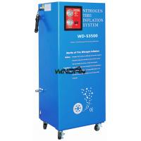 Buy cheap 60W Vehicle Tire Nitrogen Generator , 95 to 99.5% Purity Nitrogen Tyre Inflation System from wholesalers