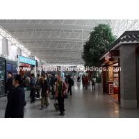 Buy cheap ASTM steel Main Structure , lattice roof structure have exported 200,000 tons from wholesalers