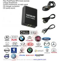 Buy cheap Yatour Ycarlink iPod MP3 Interface (Alternative to Xcarlink/Dension/GROM) from wholesalers
