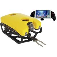 Buy cheap HV-ROV002 Underwater Robot Remotely Operated Vehicles Depth Rating 200m 3D Compass 2.5KW Generator from wholesalers