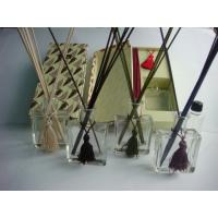 Quality Home Votivo Anthousa Rose Reed Diffuser Set Decorative Reed Diffuser Bottles for sale