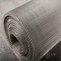 Buy cheap Durable Stainless Steel Woven Wire Mesh Filter Fabric SUS 316 0.018-2.05mm Wire Diameter from wholesalers